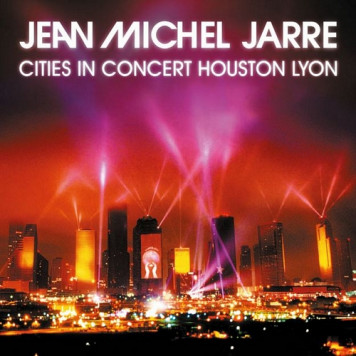 Jean Michel Jarre | Concert Houston-Lyon