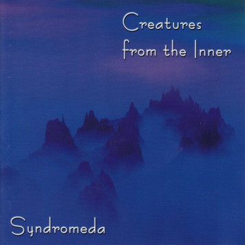 Syndromeda | Creatures From the Inner