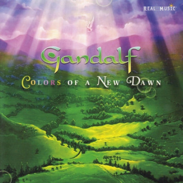 Gandalf | Colors of a New Dawn