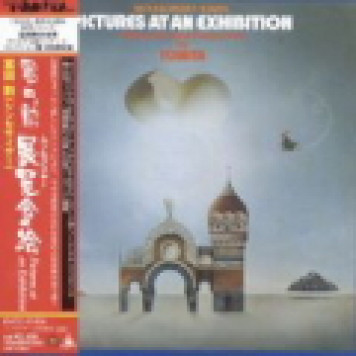 Isao Tomita | Pictures at an Exhibition (japan)