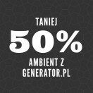 Generator.pl | ambient 50% cheaper