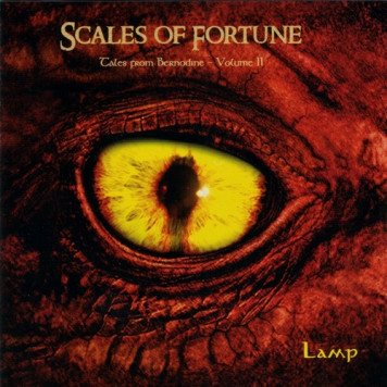 Lamp | Scales of Fortune