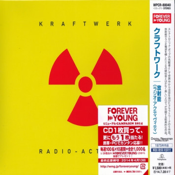 Kraftwerk | Radio-Activity (japan)