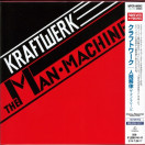 Kraftwerk | The Man Machine (japan)