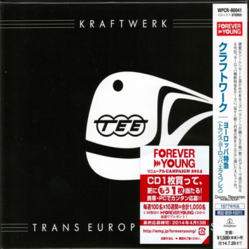 Kraftwerk | Trans Europe Express (japan)