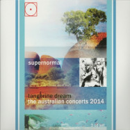 Tangerine Dream | Supernormal - The Australian Concerts + BOOK
