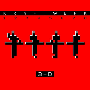 Kraftwerk | 3-D The Catalogue (2LP)
